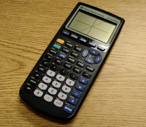 Calculator TI-83